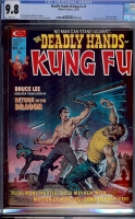 Deadly Hands of Kung Fu #7 CGC 9.8 w