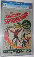 Amazing Spider-Man #1 CGC 7.0 w