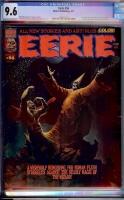 Eerie #56 CGC 9.6 ow/w
