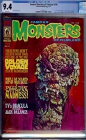 Famous Monsters of Filmland #106 CGC 9.4 w