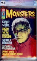 Famous Monsters of Filmland #110 CGC 9.6 w
