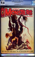 Famous Monsters of Filmland #116 CGC 9.6 w