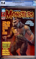 Famous Monsters of Filmland #118 CGC 9.4 ow/w