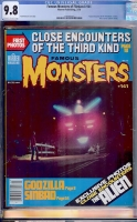 Famous Monsters of Filmland #141 CGC 9.8 ow/w