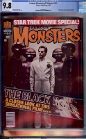 Famous Monsters of Filmland #162 CGC 9.8 w