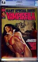 Vampirella #63 CGC 9.6 ow/w