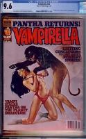 Vampirella #66 CGC 9.6 ow/w