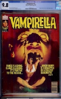 Vampirella #72 CGC 9.8 ow/w