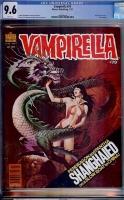 Vampirella #79 CGC 9.6 w