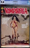Vampirella #88 CGC 9.8 w