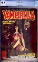 Vampirella #92 CGC 9.6 w