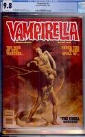 Vampirella #93 CGC 9.8 w