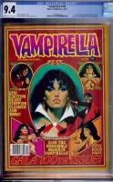 Vampirella #100 CGC 9.4 ow/w