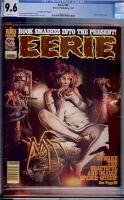 Eerie #89 CGC 9.6 w Canadian Price Variant