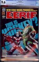 Eerie #92 CGC 9.6 w Canadian Price Variant