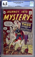 Journey Into Mystery #84 CGC 6.5 ow