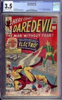 Daredevil #2 CGC 3.5 ow/w