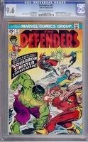 Defenders #13 CGC 9.6 ow/w