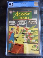 Action Comics #273 CGC 9.4 ow/w