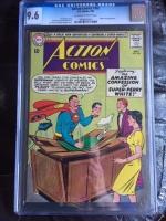 Action Comics #302 CGC 9.6 ow/w