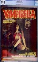 Vampirella #92 CGC 9.8 w