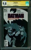 Batman #407 CGC 9.8 w CGC Signature SERIES
