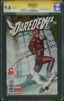 Daredevil #11 CGC 9.8 w CGC Signature SERIES