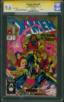 Uncanny X-Men #282 CGC 9.6 w CGC Signature SERIES