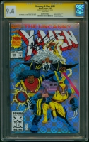 Uncanny X-Men #300 CGC 9.4 w CGC Signature SERIES