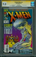 Uncanny X-Men #314 CGC 9.8 w CGC Signature SERIES