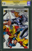 Uncanny X-Men #325 CGC 9.8 w CGC Signature SERIES
