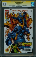 Uncanny X-Men #377 CGC 9.8 w CGC Signature SERIES