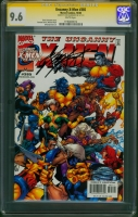 Uncanny X-Men #385 CGC 9.6 w CGC Signature SERIES