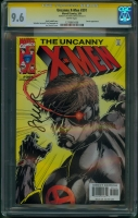 Uncanny X-Men #391 CGC 9.6 w CGC Signature SERIES