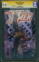 Uncanny X-Men #416 CGC 9.8 w CGC Signature SERIES