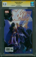 Uncanny X-Men #418 CGC 9.8 w CGC Signature SERIES