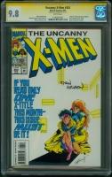 Uncanny X-Men #303 CGC 9.8 w CGC Signature SERIES