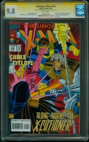 Uncanny X-Men #310 CGC 9.8 w CGC Signature SERIES