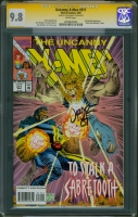 Uncanny X-Men #311 CGC 9.8 w CGC Signature SERIES