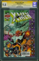Uncanny X-Men #381 CGC 9.8 w CGC Signature SERIES