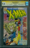 Uncanny X-Men #316 CGC 9.8 w CGC Signature SERIES