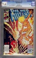 New Mutants #11 CGC 9.6 w Winnipeg