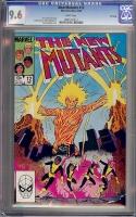 New Mutants #12 CGC 9.6 w Winnipeg