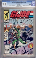 G.I. Joe, A Real American Hero #16 CGC 9.8 w Winnipeg