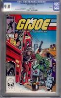 G.I. Joe, A Real American Hero #17 CGC 9.8 w Winnipeg