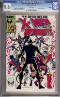 X-Men and the Micronauts #1 CGC 9.6 w Winnipeg
