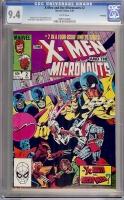 X-Men and the Micronauts #2 CGC 9.4 w Winnipeg