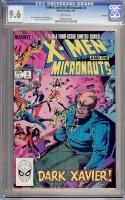 X-Men and the Micronauts #4 CGC 9.6 w Winnipeg