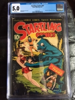 Startling Comics #45 CGC 5.0 w