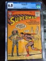 Superman #106 CGC 6.0 ow/w